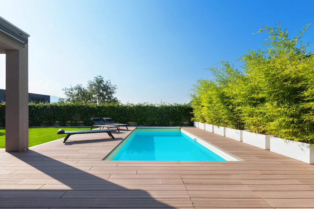 pool contractor service