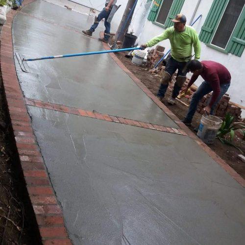 driveways contractor