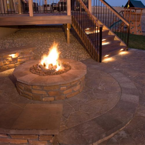 fire pits contractor